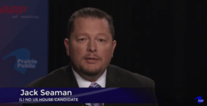 Jack Seaman, U.S. House, Libertarian, North Dakota